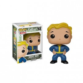 Games 53 POP - Fallout - Vault Boy