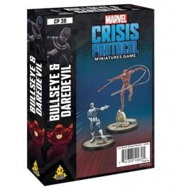 Bullseye and Daredevil- Crisis Protocol Line