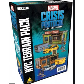 Marvel Crisis NYC Construction Site Terrain Expansion