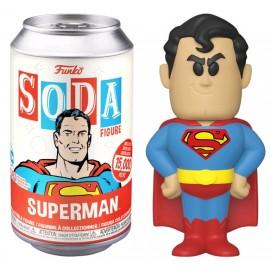 SODA Pop: DC Comics- Superman w/Chase