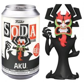 SODA Pop: Samurai Jack- Aku w/Chase