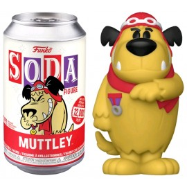 SODA: Hanna Barbera - Muttley w/ Flocked Chase