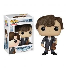 Television 289 POP - Sherlock - Sherlock with Violin