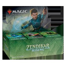 MTG Zendikar Rising English Draft Booster Display (36)