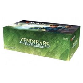 MTG Zendikar Rising Draft Booster Display (36) Portugese