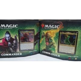 MTG Zendikar Rising Commander Deck (6) English