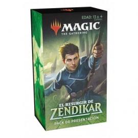 MTG Zendikar Rising Prerelease Pack Spanish