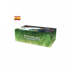 MTG Zendikar Rising Spanish Draft Booster Display (36)
