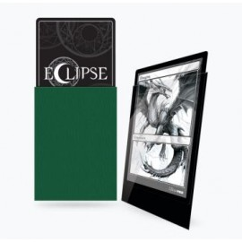 Eclipse Standard Gloss Sleeves Forest Green 100ct