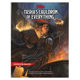 Dungeons & Dragons Next Tasha's Cauldron of Everything HC