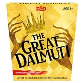 The Great Dalmuti cardgame