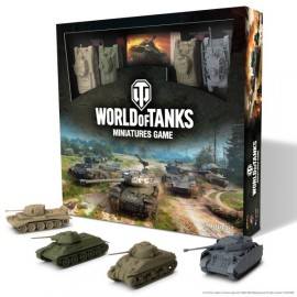 WORLD OF TANKS - Miniatures game ENGLISH