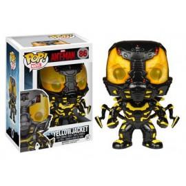 Marvel 86 POP - Ant-Man - LILMITED GITD Yellowjacket