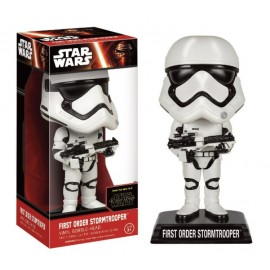 Star Wars EP VII - Wacky Wobblers - First Order Stormtrooper