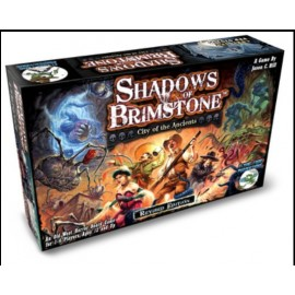 Shadows of Brimstone City of the Ancients Revised Edition Core Set