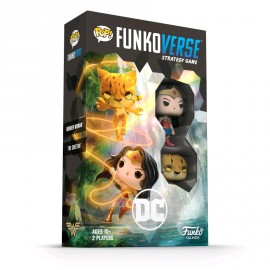 Funkoverse: DC 102 2-Pack (English)