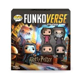 Funkoverse: Harry Potter 102 - 4 Pack (ENGLISH)
