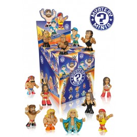 Mystery Mini Figures Display WWE (12)
