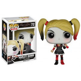 Heroes 72 POP - Batman Arkham Asylum - Nurse Harley Quinn