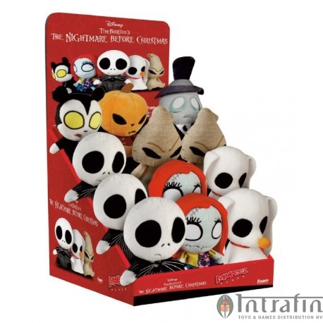 Mopeez - Nightmare Before Christmas - Mixed CDU of 12