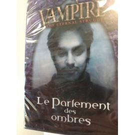 VTES: Sabbat - Le Parlement des ombres - Lasombra Preconstructed Deck (FRENCH)
