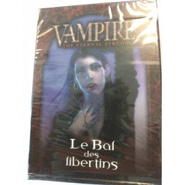 VTES: Sabbat - Le Bal des libertins - !Toreador Preconstructed Deck (FRENCH)