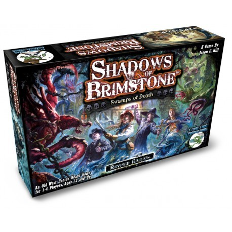 Shadows of Brimstone Swamps of Death Revised Edition Core Set