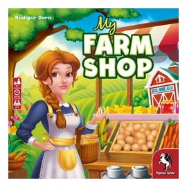 My Farm Shop- Board game