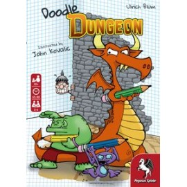 Doodle Dungeon- Board game