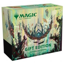 MTG Zendikar Rising Bundle Gift Edition English