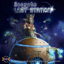 Secrets of the Lost Station-board game