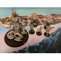 Secrets of the Lost Station - Miniatures Set+ core game