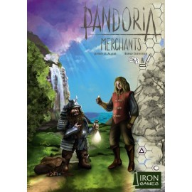 pandoria Merchant - The Board Game