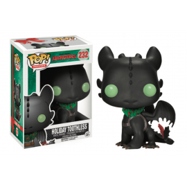 Movies 232 POP - How to Train Your Dragon - Holiday Toothle