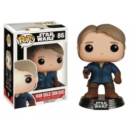 Star Wars EP VII 86 POP - Han Solo - Snow Gear