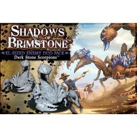 Shadows of Brimstone Dark Stone Scorpions - XL Enemy pack