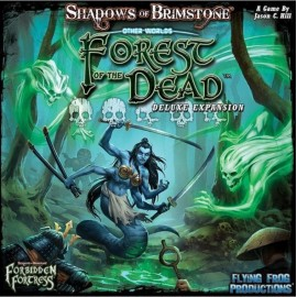 Shadows of Brimstone Forest of the Dead Deluxe Expansion
