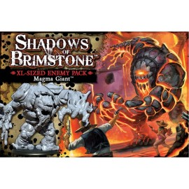 Shadows of Brimstone Magma Giant - XL Enemy pack