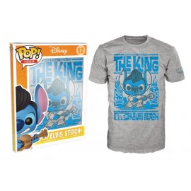 POP Tees 12 - Disney - Elvis Stitch (L)