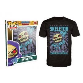 POP Tees 16 - Skeletor (L)