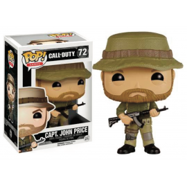 Games 72 POP - Call of Duty - Capt John Price