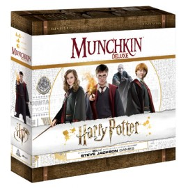 MUNCHKIN® DELUXE: Harry Potter™