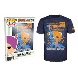 POP Tees 32 - Futurama Adventures(XL)