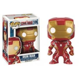 Marvel 126 POP - Civil War - Iron Man