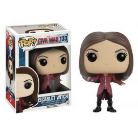 Marvel 133 POP - Civil War - Scarlet Witch