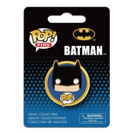 Pin - DC- Batman