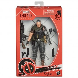 Marvel Legends X-Men Cable
