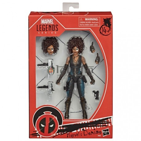 Marvel Legends X-Men Marvel's Domino