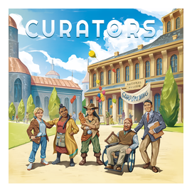 curators - board game