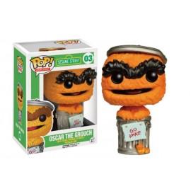 Animation -Sesame Street 03 POP - Oscar Orange (LIMITED)